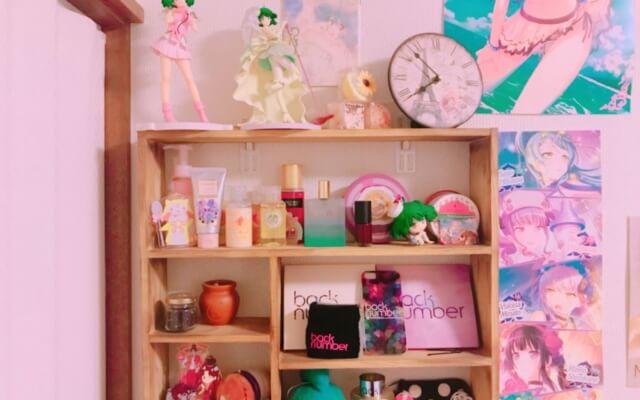 【痛部屋】賃貸でもおしゃれにグッズを飾れる壁美人がすごい!
