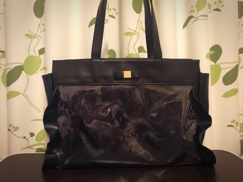 購入して実際に手元に届いたファンファンシー+の痛バッグ