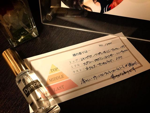 夢CP(カップリング)のイメージ香水